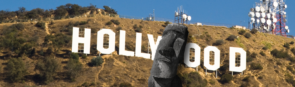 Hollywood Moai