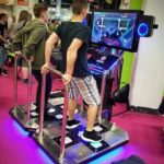 StepManiaX at Gamescom